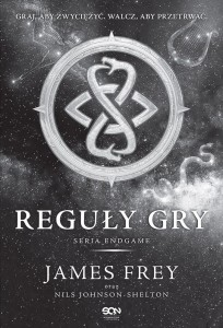 Endgame. Reguły Gry - James Frey, Nils Johnson-Shelton