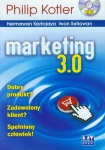 Marketing 3.0  Hermawan Kartajaya, Philip Kotler, Iwan Setiawan CD MP3