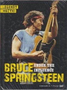 Bruce Springsteen Under the Influence biografia + film