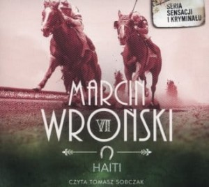 Audiobook - Haiti (CD mp3) Marcin Wroński