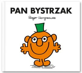 Pan Bystrzak Mr. Men i Mała Miss