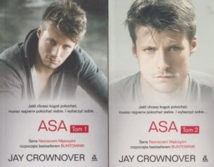 Asa Tom 1 i 2 - Jay Crownover