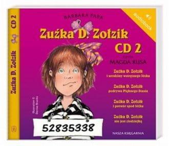 Zuźka D Zołzik Barbara Park t 2 (CD mp3).jpg